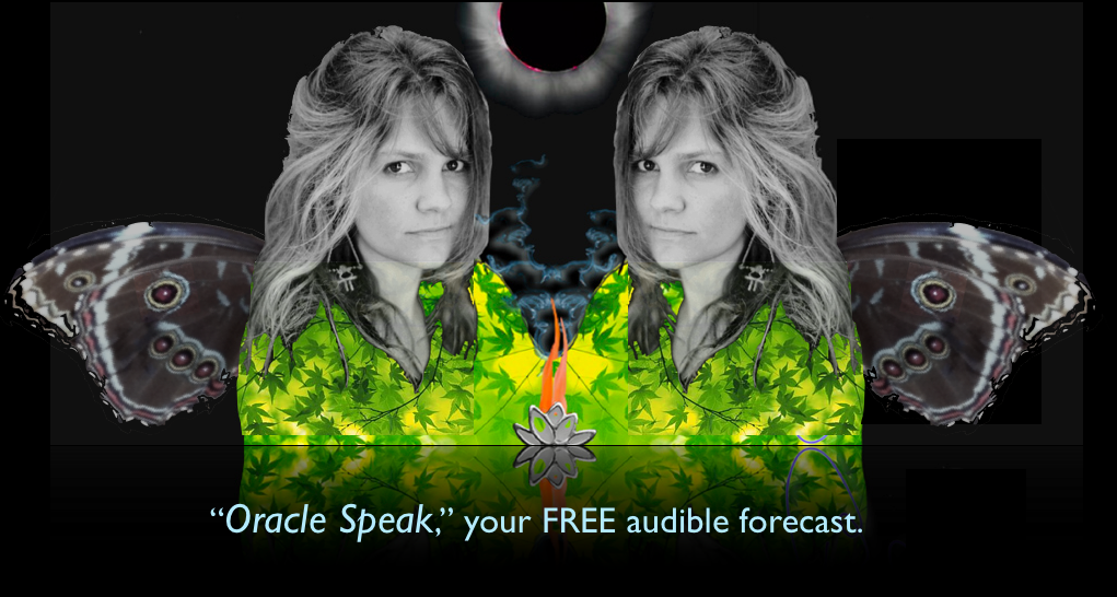 Oracle Speak 4 forecast page