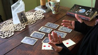 How to Use 52 Card Deck as a CALENDAR