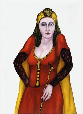 Seraphine Lady of Diamonds