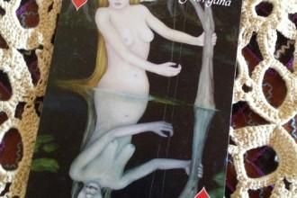 fata morgana 5 hearts playing card oracle alchemy