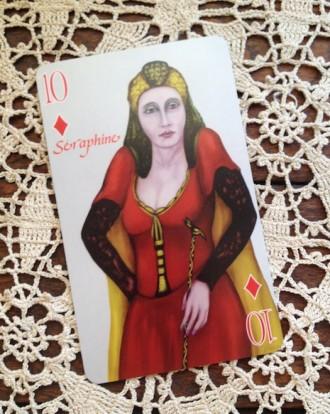 10 Diamonds Seraphine