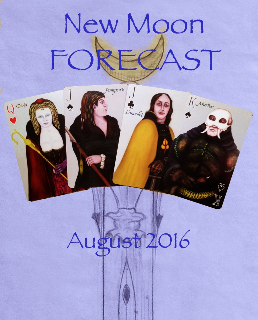 Cards by CJ Freeman Forecast by Ana Cortez