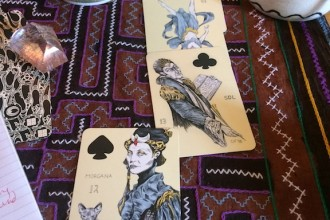 march 2017 forecast Playing Card Oracles