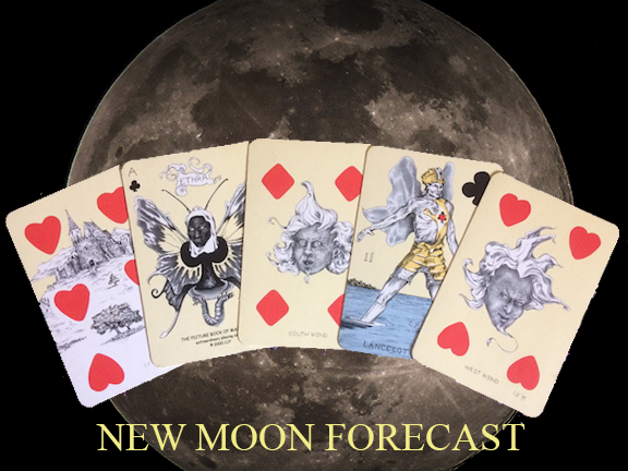 The Playing Card Oracles Forecast