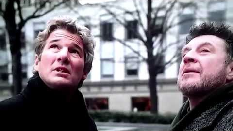 Mothman Prophecies Alan Bates Richard Gere