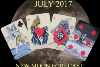 JULY 2017 New Moon Forecast