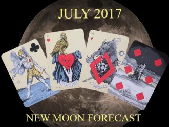 JULY 2017 New Moon Forecast