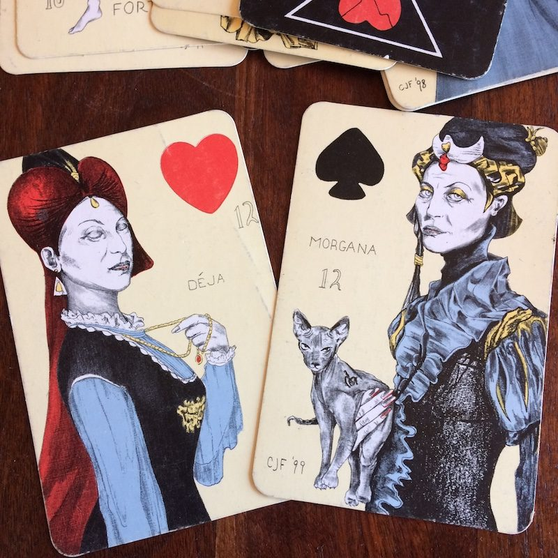 How to Read Playing Cards - The Playing Card Oracles